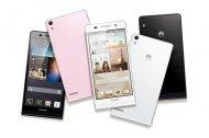 Smartfon Huawei Ascend P6