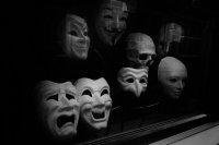 Teatralne maski