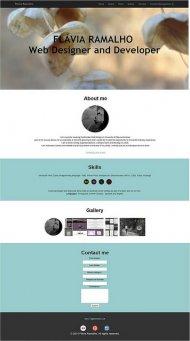 strona www - portfolio