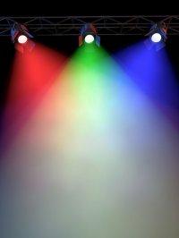 sterowanie oświetleniem podczas imprezy